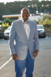 Pastor Olen Standing