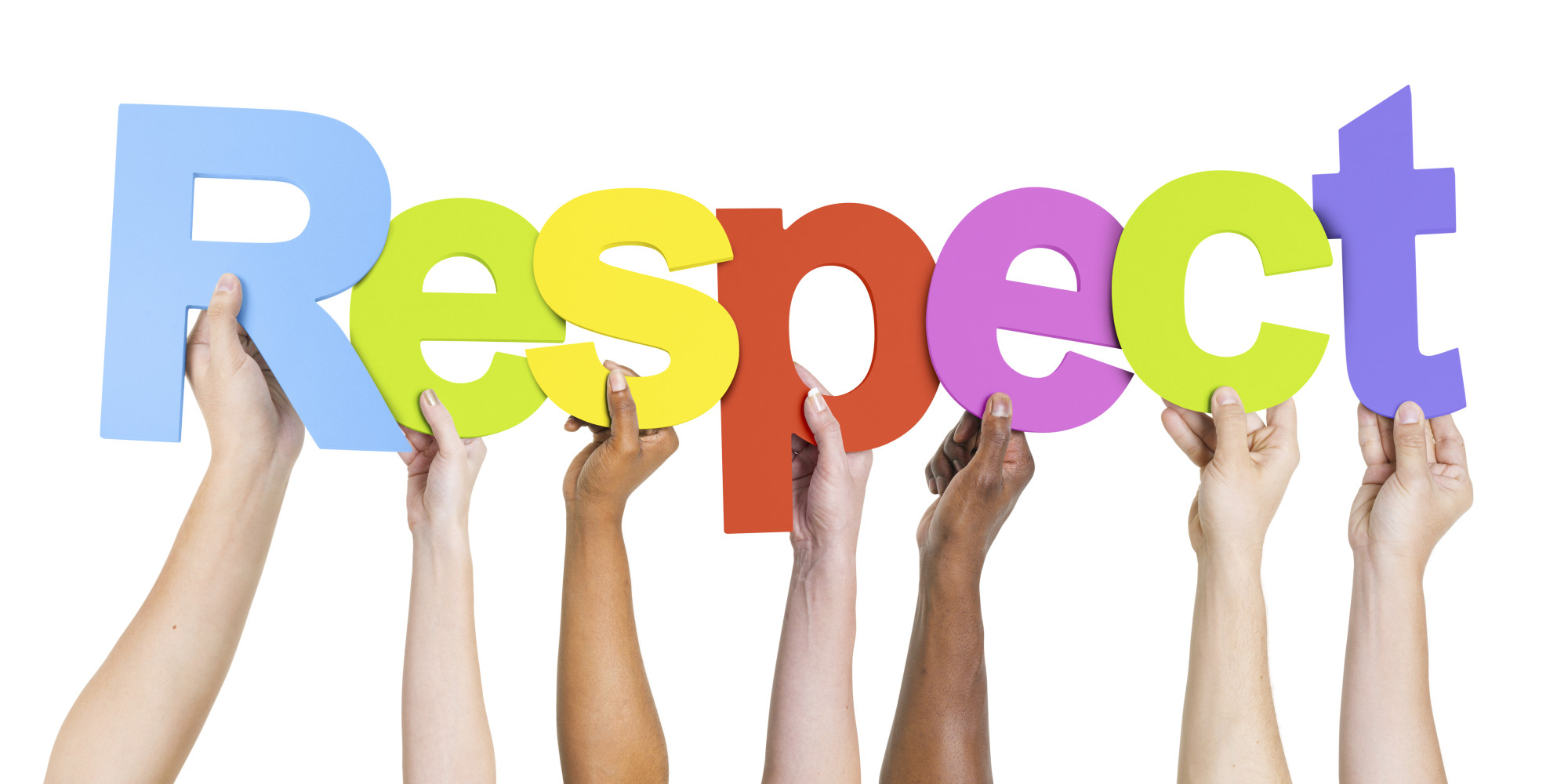 Treat People with Respect