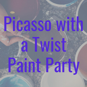 Picasso with a Twist Paint Party @ Living Waters Bible Church